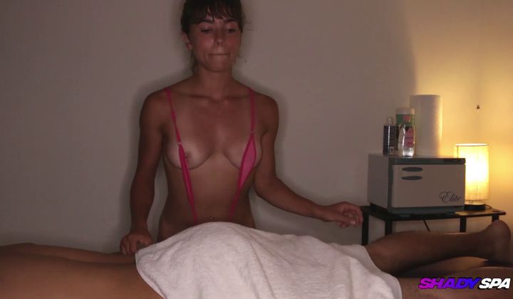 1080p - Real Massage Parlor Handjob