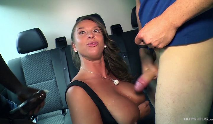Bums Bus - German Mature Sexy Susi Interracial Threesome On…